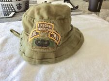 Vietnam Boonie Hat (Rare Airborne Demolition)