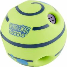 As Seen on TV Wobble Wag Giggle Ball Dog Toy