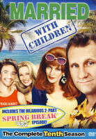 MARRIED WITH CHILDREN - THE COMPLETE TENTH SEASON (BOXSET) (DVD)