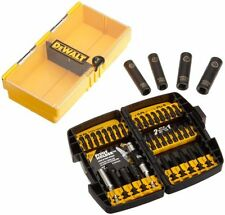 NEW DEWALT DW2169 38 Piece Impact Driver Ready Accessory Set FREE SHIPPING