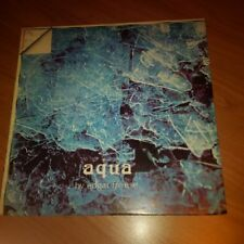 LP EDGAR FROESE AQUA ORL 8368  EX/EX+  ITALY PS 1979