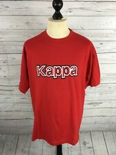 KAPPA T-Shirt - Size XL - Red - Great Condition