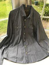 Next Striped Long Sleeved Shirt Size XL