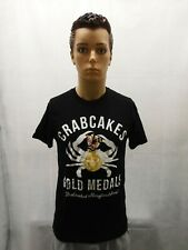 Maryland Crabcakes and Gold Medals 2016 Olympic Shirt S Black