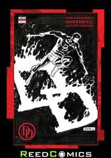 CHRIS SAMNEE DAREDEVIL ARTIST EDITION HARDCOVER New Sealed Boxed Hardback by IDW