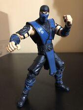 "SUB-ZERO (Mortal Kombat 9) Jazwares 6"" Figure READ DESCRIPTION"