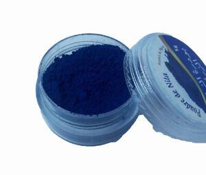 100% Natural Indigo Powder, Traditional moroccan blue Nila Powder, pure indigo