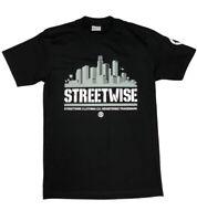 Streetwise Gear Home Base Black T-Shirt