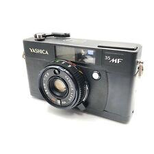 YASHICA 35 MF  38mm 1:2.8 Rangefinder Film Camera From Japan