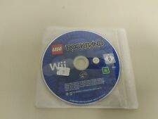 619- LEGO ROCKBAND  NINTENDO WII VERSION PAL