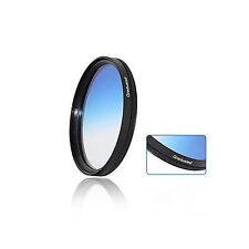 55mm Verlauffilter Verlaufsfilter  Blau  + Filterbox  55mm