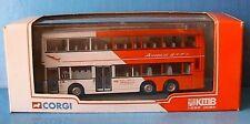 LEYLAND VOLVO OLYMPIAN LONG WIN BUS CO CORGI 43208 1/76