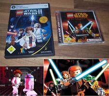 Lego Star Wars PC Jeu allemand épisode 1 & 2 & 3 & 4 & 5 & 6 plus ne va pas