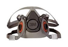 3M 6300 Half Mask Reusable Respirator- Large