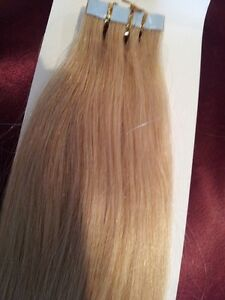 """TAPE IN HAIR HUMAN REMY HAIR EXTENSIONS 0.5G 18""""20""""22"""" REGALHAIR BEST ON EBAY"""