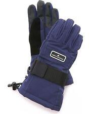 $150 STELLA McCARTNEY Adidas AH9255 Winter SKI Gloves INK NAVY / Black (MEDIUM)