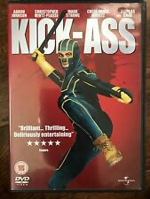 Aaron Johnson Nicolas Cage Kick-Ass ~2010 supereroe Cult Commedia UK DVD