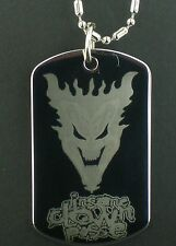 HALLOWEEN INSANE CLOWN POSSE  Dog Tag Pendant Necklace