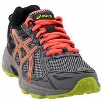 ASICS GEL-Venture 6  Casual Running  Shoes - Grey - Womens