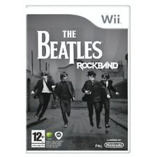 Wii Spiel The Beatles Rockband Rock Band