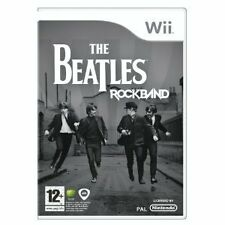 Wii juego The Beatles rockband Rock Band