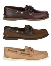 Sperry Top-Sider Authentic Original Men's Leather Boat Shoes