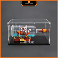 Display solutions for LEGO Ideas: Ship in a Bottle (21313)