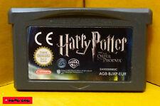 HARRY POTTER (EUR) - Game Boy Advance Spiel, gebraucht, Funktion getestet