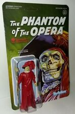 Super7 Phantom of Opera Masque Red Death Universal Studios Monsters Reaction New