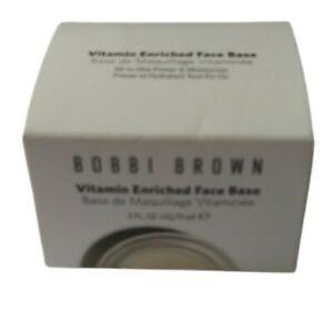 Bobbi Brown vitamin enriched face base NEW IN BOX womens facial care cream 15ml