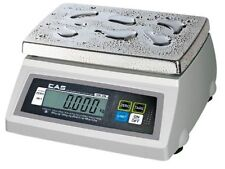 Cas Sw-50W Scale 50Lbx0.02 Lb Ntep Legal For Trade Portioning Scale Sw50 Digital