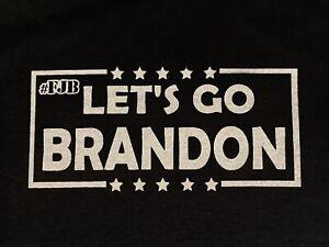 Lets go Brandon FJB Anti Biden T Shirt Election Funny Football Nascar Chant Maga