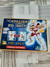 Figurine saint Seiya,  Chevalier du Zodiaque Pégase,  Giochi Preziosi 1986