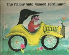 The Yellow Auto Named Ferdinand by Janosch (1973, Hardcover)