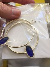 Blue Elora Nwt Kendra Scott Good Cobalt