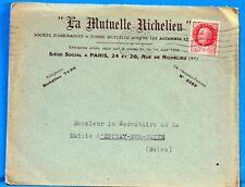 FRANCE   WW2 MARECHAL PETAIN SUR LETTRE    1942 PE70