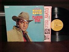 "Elvis Presley ""Singer Presents Elvis Singing Flaming Star & Others"" LP 1968 RCA"