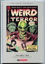 Pre Code Classics Weird Terror Vol 2 HC