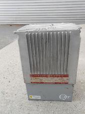 GENERAL ELECTRIC QHT 9T21B1021 G2 10KVA 120V - 600V TRANSFORMER