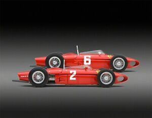 Exoto XS | 1:18 | NEW YEAR SPECIAL | 1961 Ferrari Dino 156/120 | F1 Champions