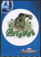 2012 Avengers Assemble Stickers Trading Card #S10 The Avengers