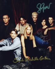 BUFFY THE VAMPIRE SLAYER CAST AUTOGRAPHED SIGNED A4 PP POSTER PHOTO 13