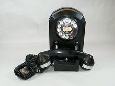 VINTAGE ROTARY PHONE JUKEBOX WALL MOUNT L5000 TELEPHONE