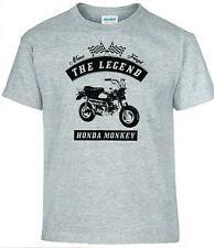 T-Shirt, Honda Monkey, Bike, Motorrad, Youngtimer, Oldtimer