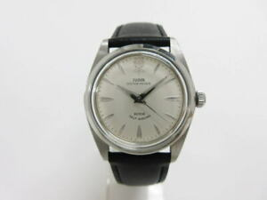 Tudor watch Oyster Prince Big Rose Ref, 7995/0 Men's Automatic Volume 1960s