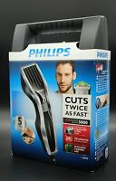 Philips HC5410 CORDED HAIR CLIPPER / BEARD TRIMMER series 5000 with case