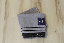 Tom Tailor Toalla Vitalidad toalla uni 901 plata 50x100 cm