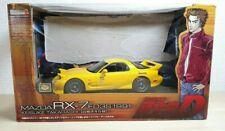 Hotworks 1/24 Initial D MAZDA RX-7 FD3S A-SPEC Project D diecast car model