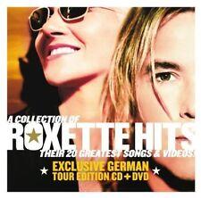 ROXETTE - HITS [BONUS DVD] (NEW CD)