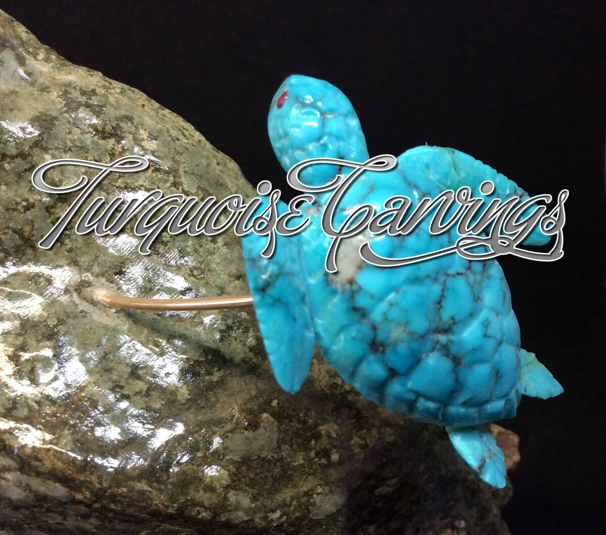 Turquoise Carvings